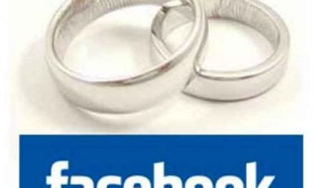 You're not married until Facebook says so