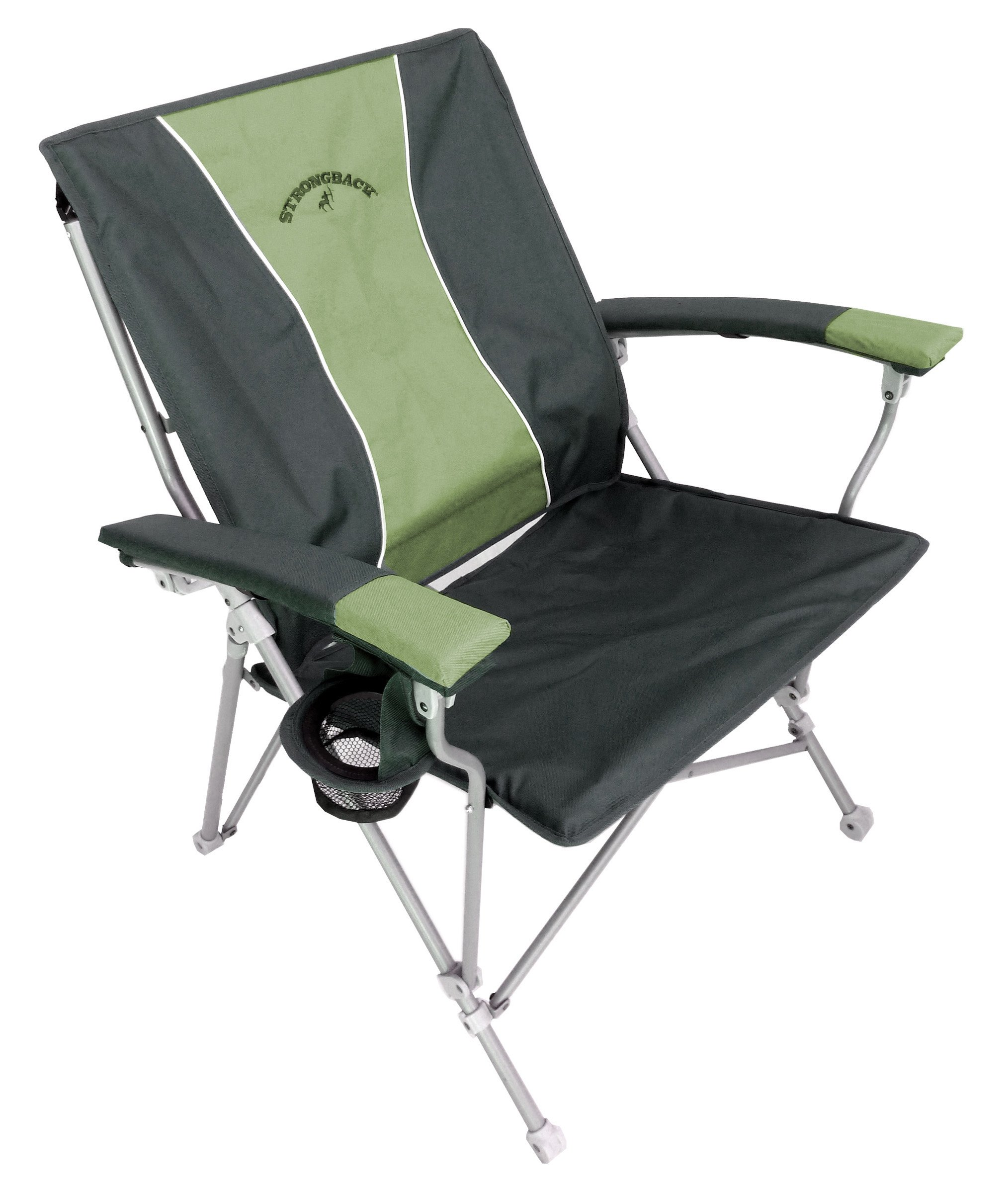 Strongback Chair Review A camp chair with support