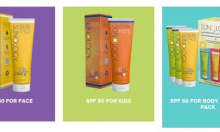 Recommended Sunscreen Brands: Cotz, Sunology and Thinksport