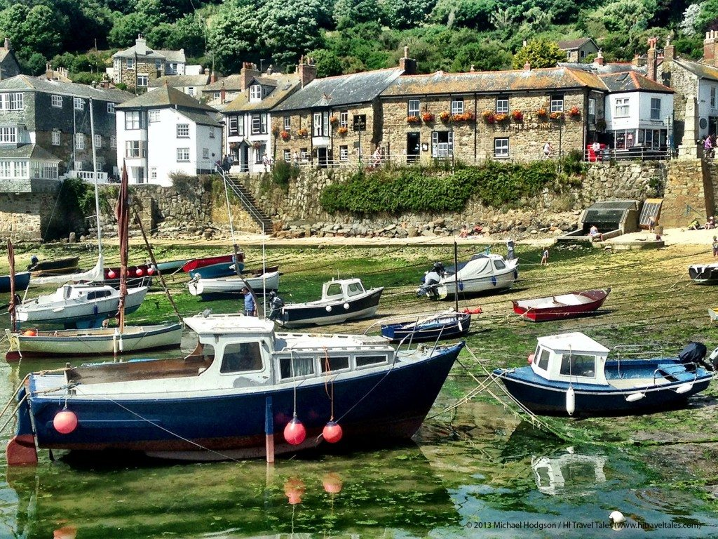 Picturesque Cornwall doesn't get much better than Mousehole.