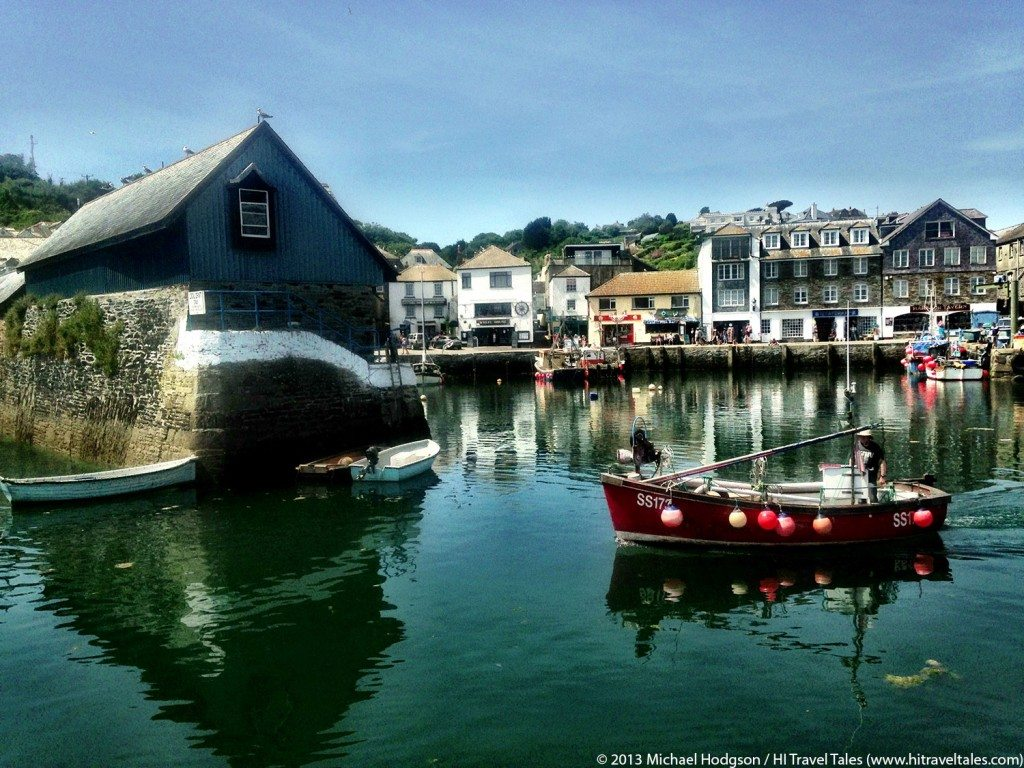 Discover hidden Cornwall in Mevagissey working harbor