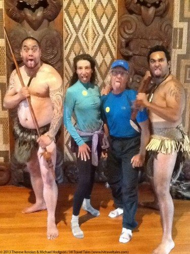 fun and funny photos Maori warriors