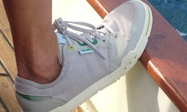 Teva Slimkosi water sneaker shipshape travel functionality