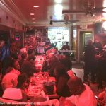 Bullet's Sports Bar + Kermit Ruffins = Fun NOLA vibe, very local
