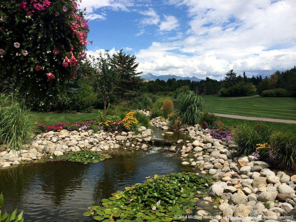 Give Thanks For Thanksgiving Point Gardens Near Salt Lake
