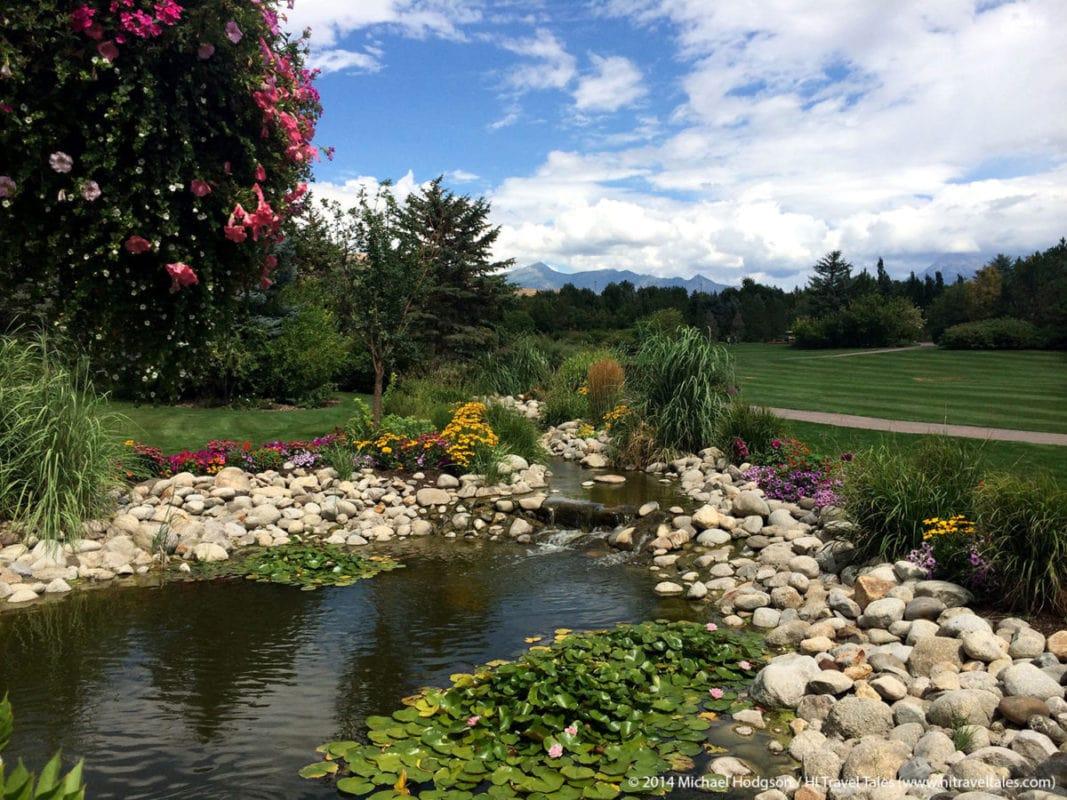 Give thanks for Thanksgiving Point Gardens near Salt Lake City