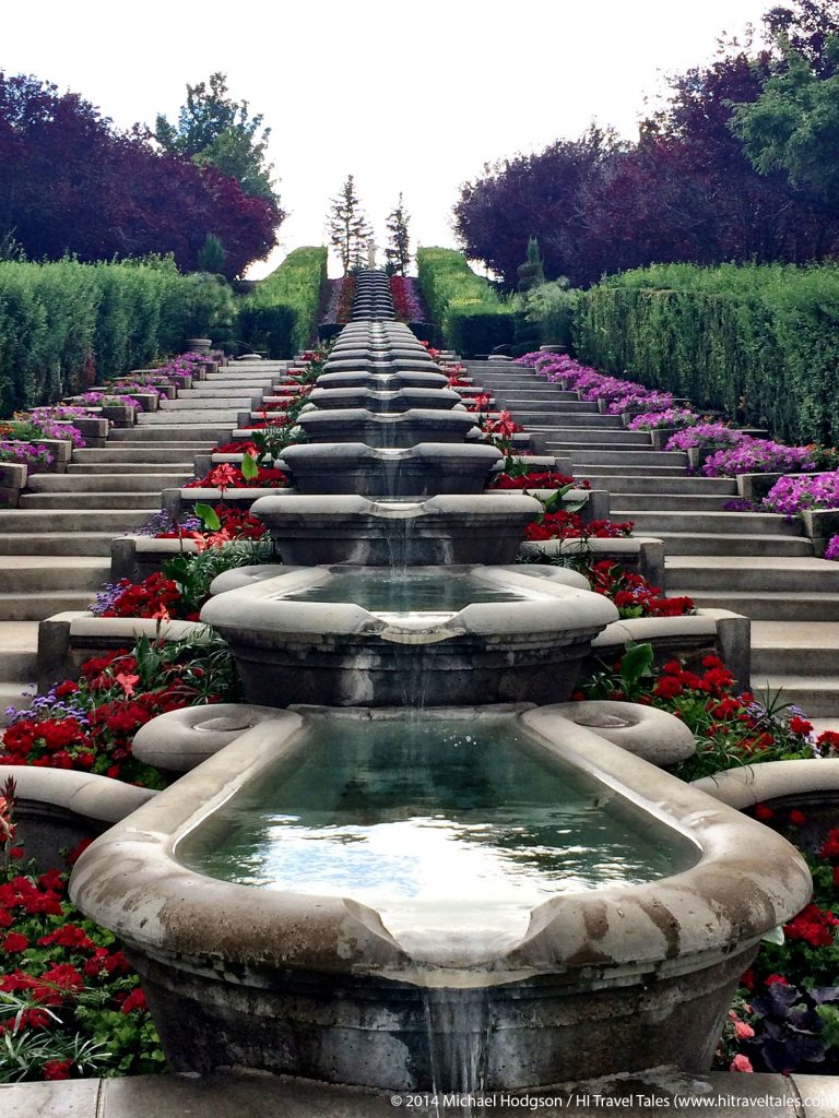 Thanksgiving Point Italian Gardens will leave you speechless.