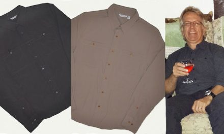 Clothing Arts pick-pocket proof shirt brings style, function