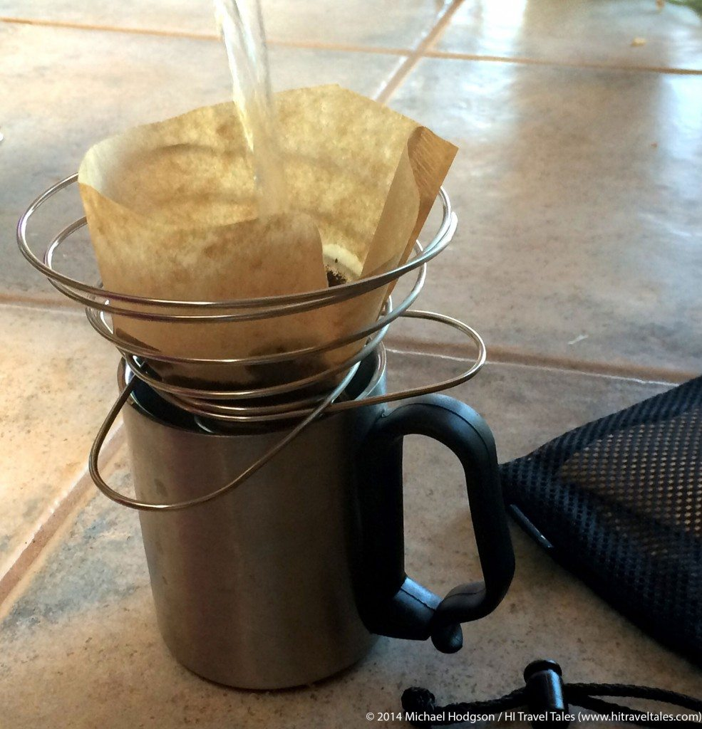 Soto Helix Coffee Maker Cone Brewing Coffee