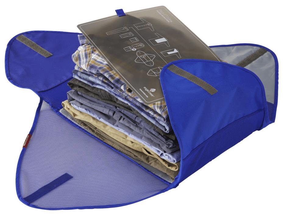 Eagle Creek Pack-It Garment Folder - Travel Organization Tips