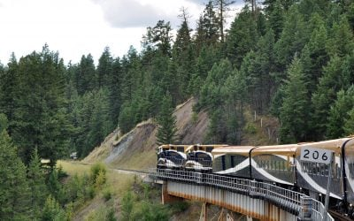 Rocky Mountaineer train planning and travel tips
