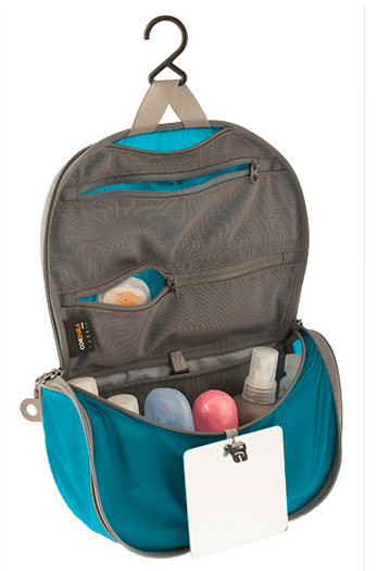 Sea to Summit Travelling Light Hanging Toiletry Kit