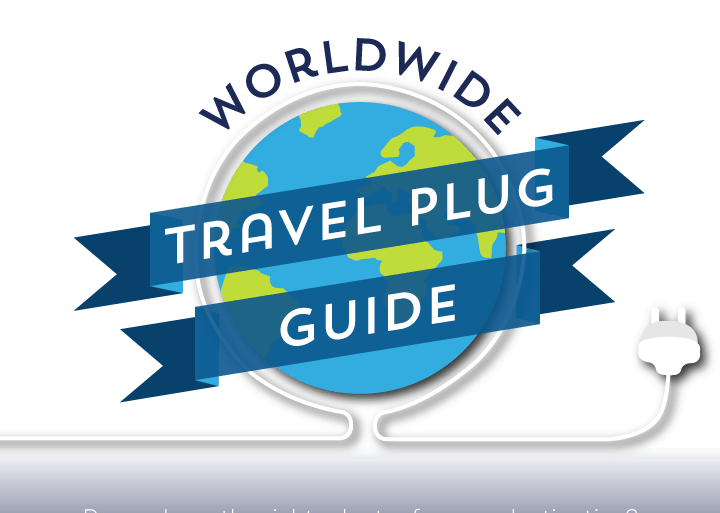 The Best Worldwide Travel Plug and Voltage Guide