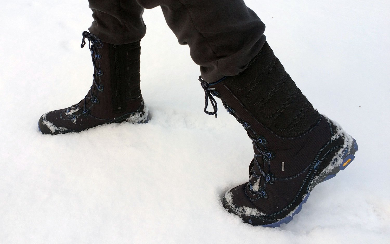 Ahnu Sugar Bowl winter boots: Cute meets functional