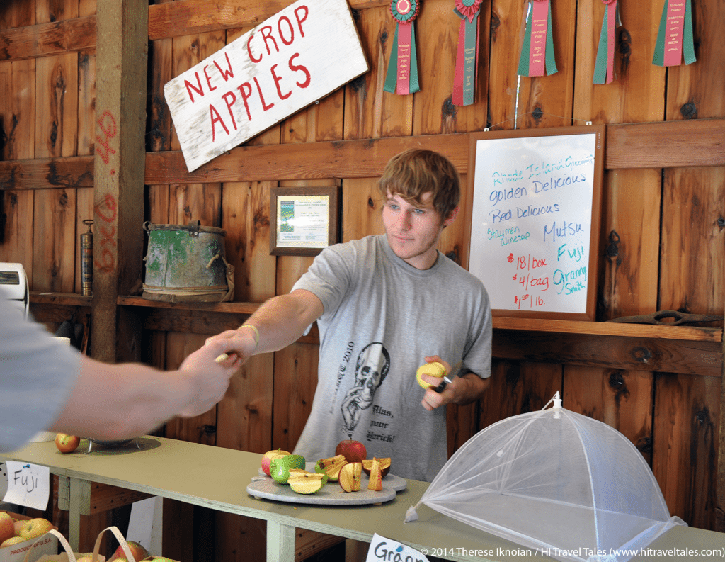 Apple Hill Smokey Ridge Farmstand