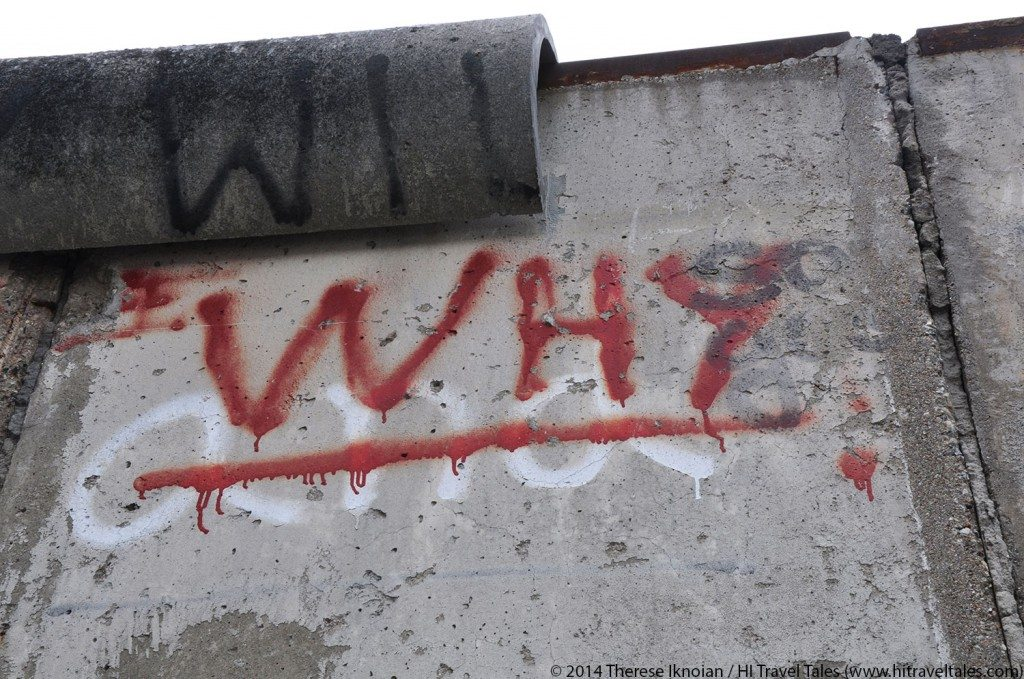 Berlin Wall 25th Anniversary - Why?