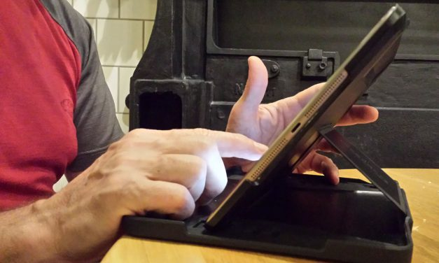 Thule Atmos X3 iPad Air case earns raves