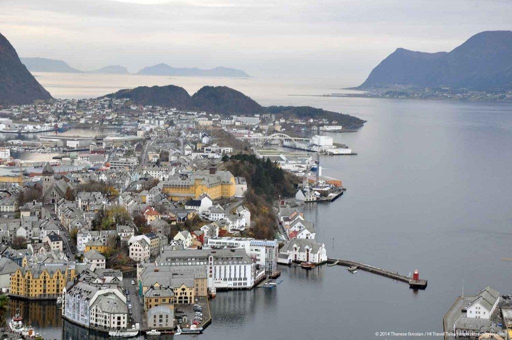 Hurtigruten Cruise Excursion in Alesund
