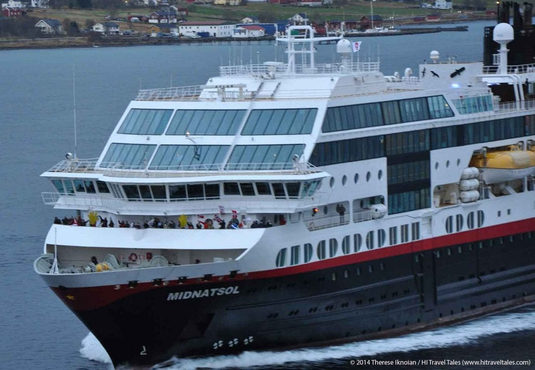 Hurtigruten cruise excursions taste of vesterland