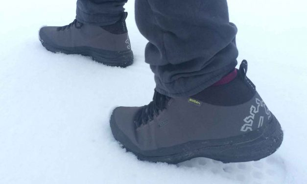 Icebug Juniper boots: Technical streetstyle winter footwear