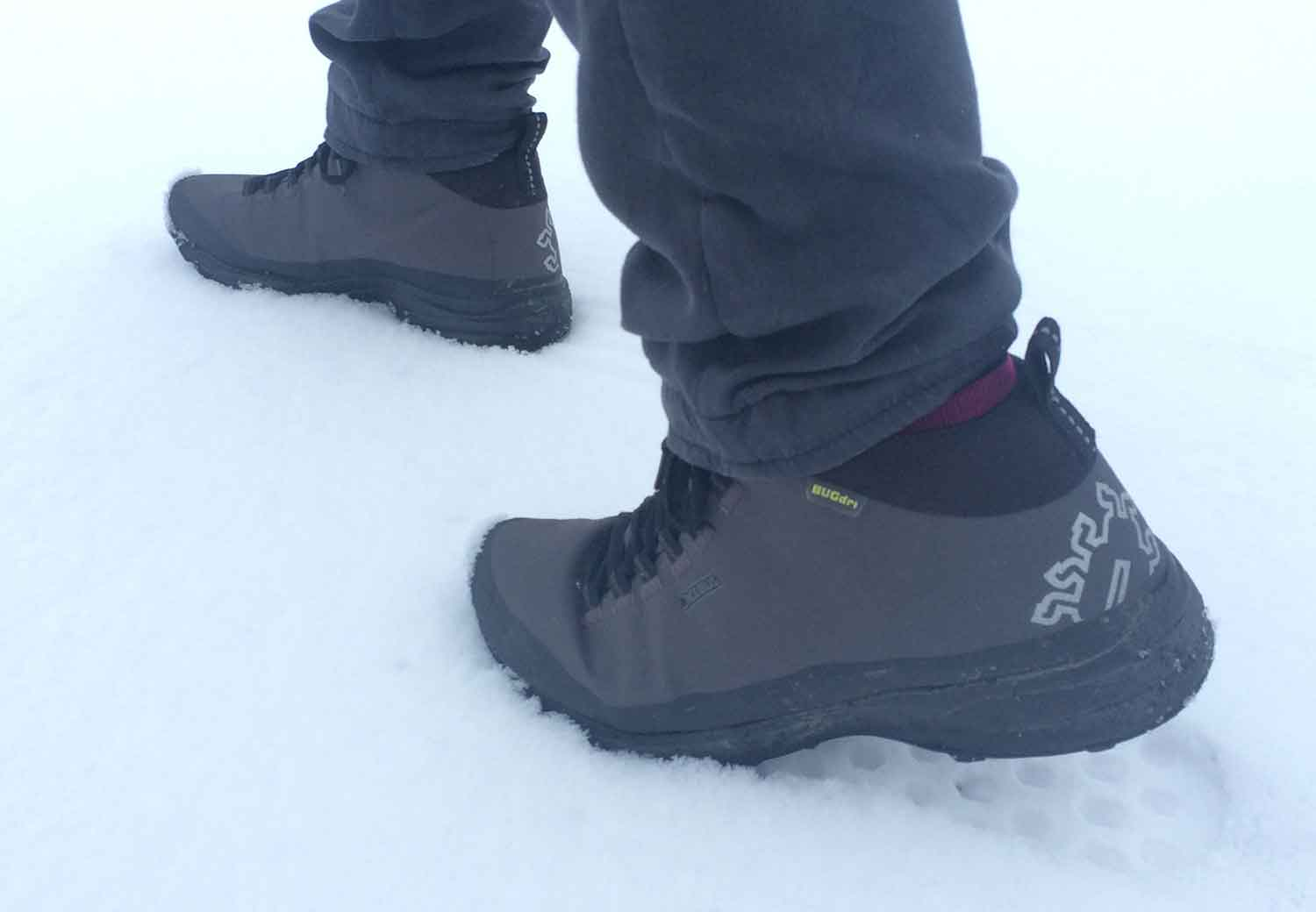 Icebug Juniper boots: Technical streetstyle winter ...