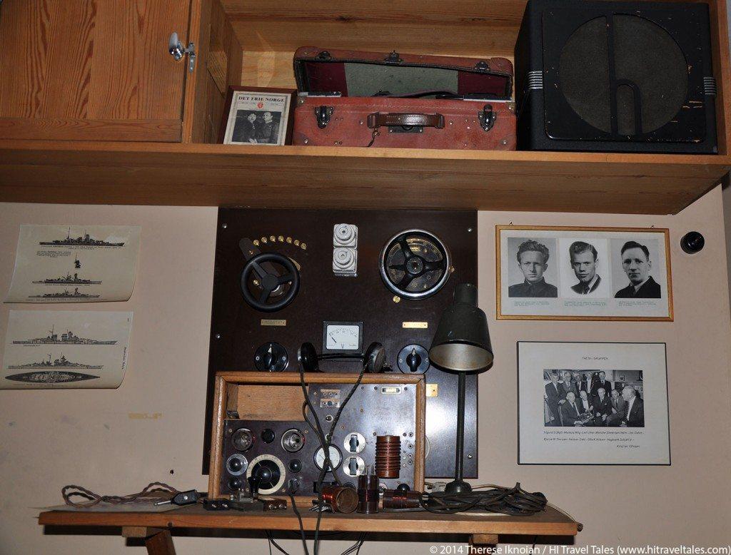 Theta Museum radio and tnt
