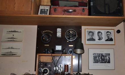 Bergen's Theta Museum: tiny room with a huge story