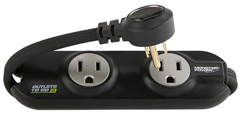 Perfect Travel Gifts - the Monster Power Strip