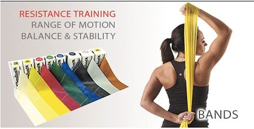 Perfect Travel Gifts - Theraband fitness