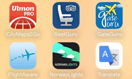 Five essential travel apps for the globetrotter