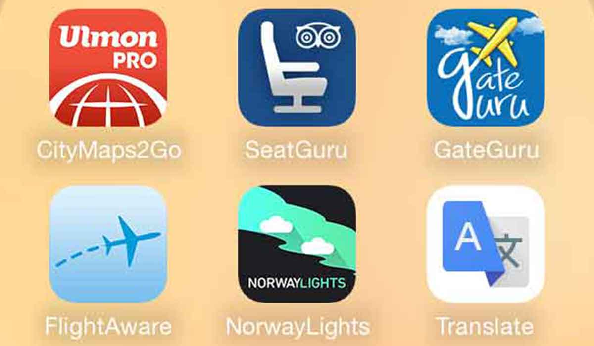 Essential Travel Apps cover image