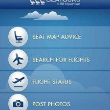 Essential Travel Apps SeatGuru airline seating help