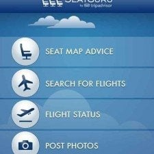 Essential Travel Apps SeatGuru airline seating help