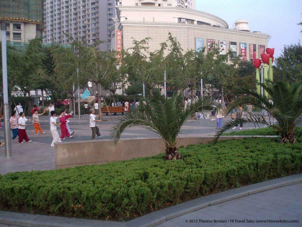 Shanghai City Parks Lu Xun
