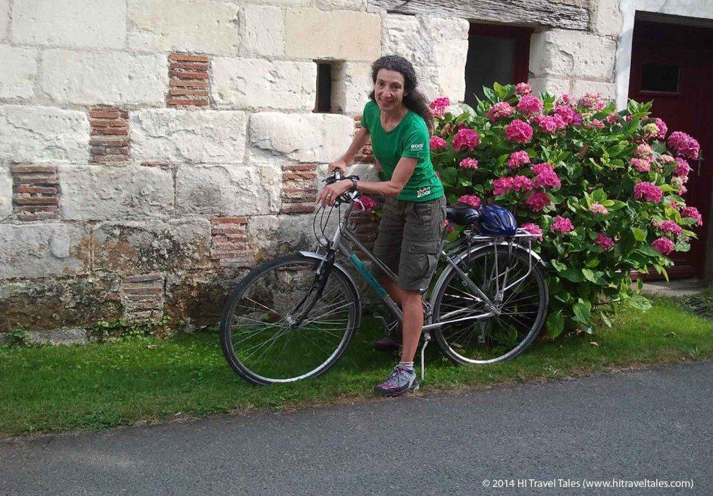 Travel Fitness Tips Biking