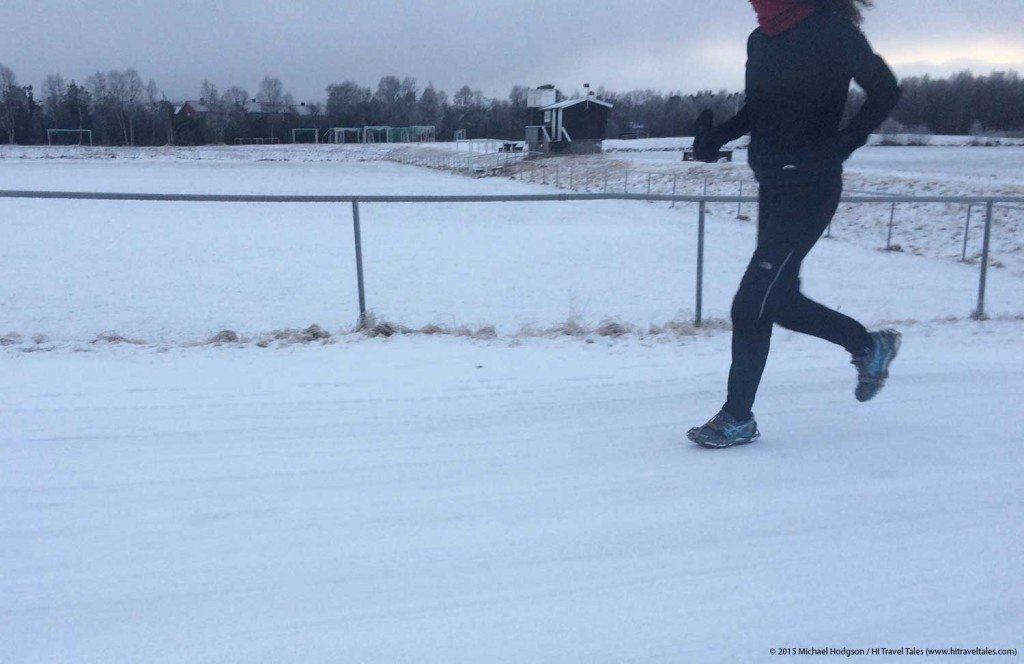Yaktrax Run Winter Traction cleats
