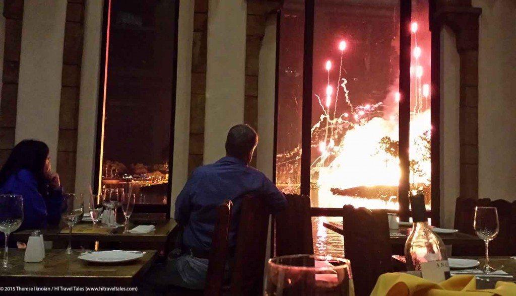 Walt Disney World tips fireworks view