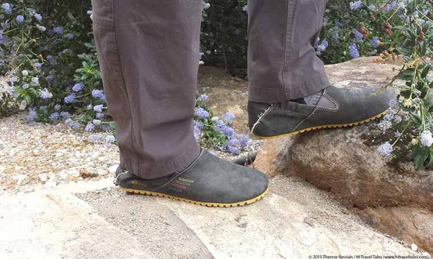 Ahnu Cruz Vegan: Nearly perfect travel shoes