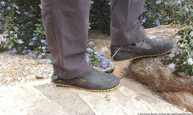 Ahnu Cruz Vegan: Nearly perfect travel shoes