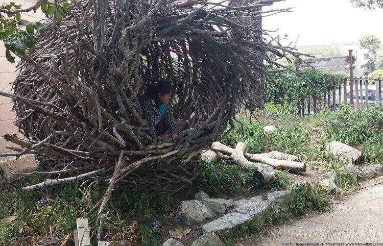 Pacific Grove Museum Spirit Nest