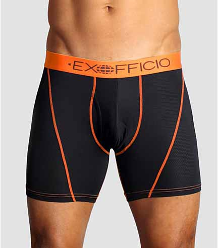 ExOfficio give-n-go travel underwear mens boxer