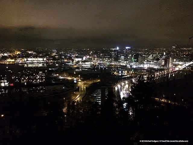 Oslo at night - Oslo Travel Essentials