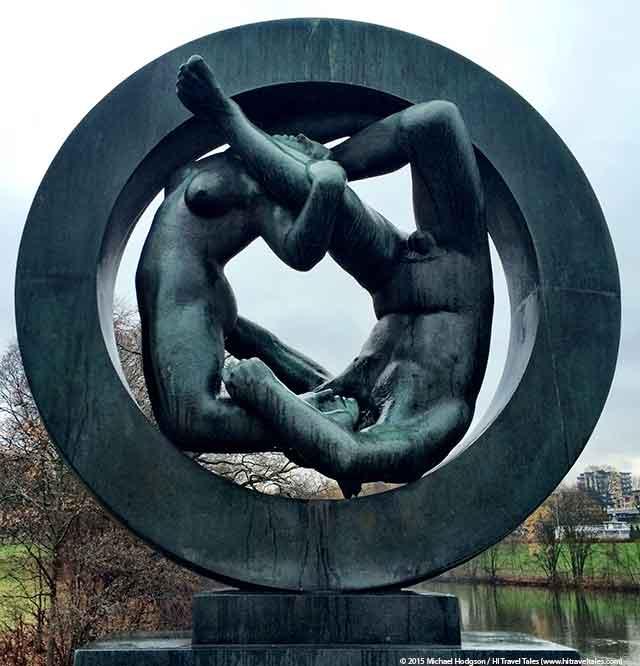 Oslo Vigeland Sculptures