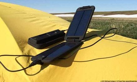 Powermonkey Extreme Review: power-to-go with solar recharge