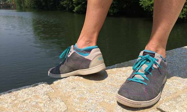 Ahnu Noe Leather: Comfy all-round great travel shoe