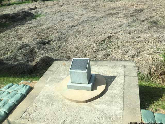 DMZ Tour memorial