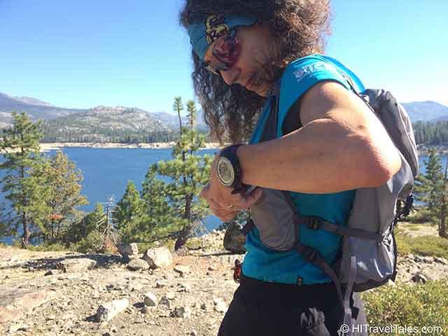 Patagonia Nine Trails Pack sidestraps