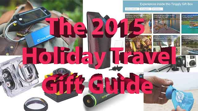 Holiday Travel Gift Guide 2015: 10 perfect picks