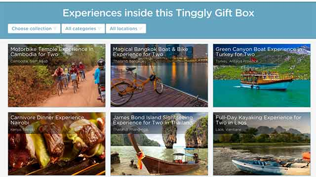Tinngly Gift Box in the Holiday Travel Gift Guide 2015