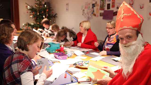 Tiny German town answers letters to Santa for 50 years